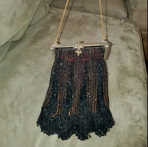 1920's Beaded Evening bag Flapper Style